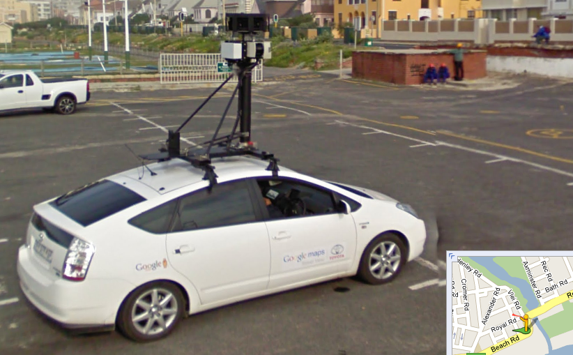 google-maps-street-view-car-captured-in-cape-town-south-africa