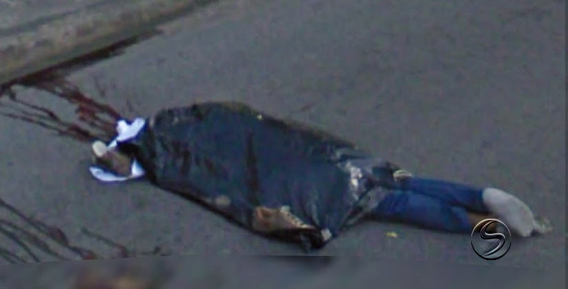 Google Maps Street View Captures A Not So Funny Sight! – Google ...
