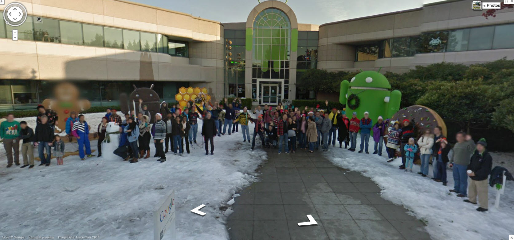 google-street-view-captures-the-android-team-on-a-snow-day-in-california