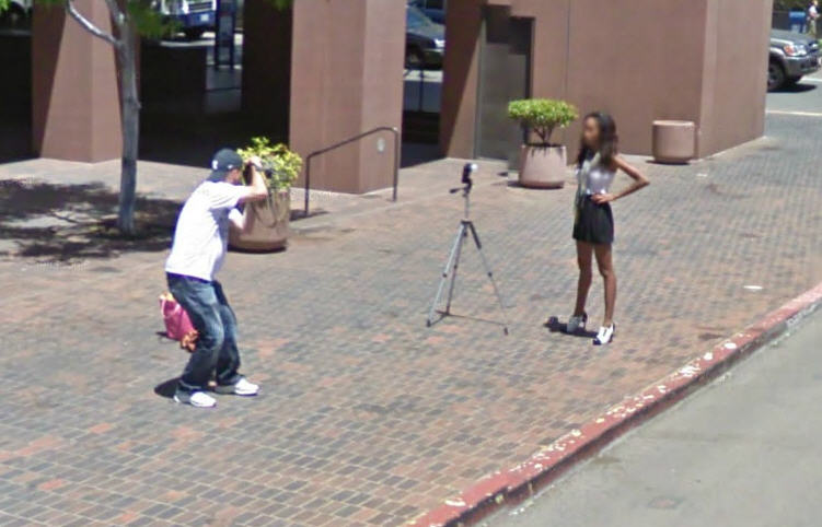 google-street-view-captures-a-photo-shoot-in-san-francisco