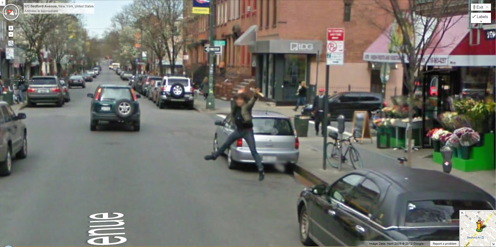 google-street-view-captures-a-flying-girl-in-new-york