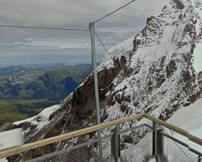 google-on-the-top-of-the-world-literally