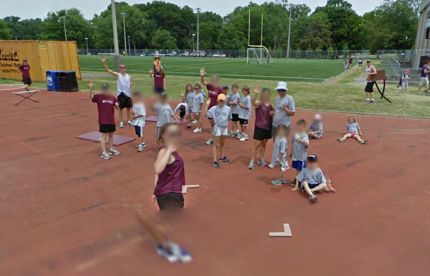 google-street-view-captures-a-track-and-field-event-at-mcmaster-university-in-canada
