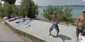 google-street-view-croatia-girls