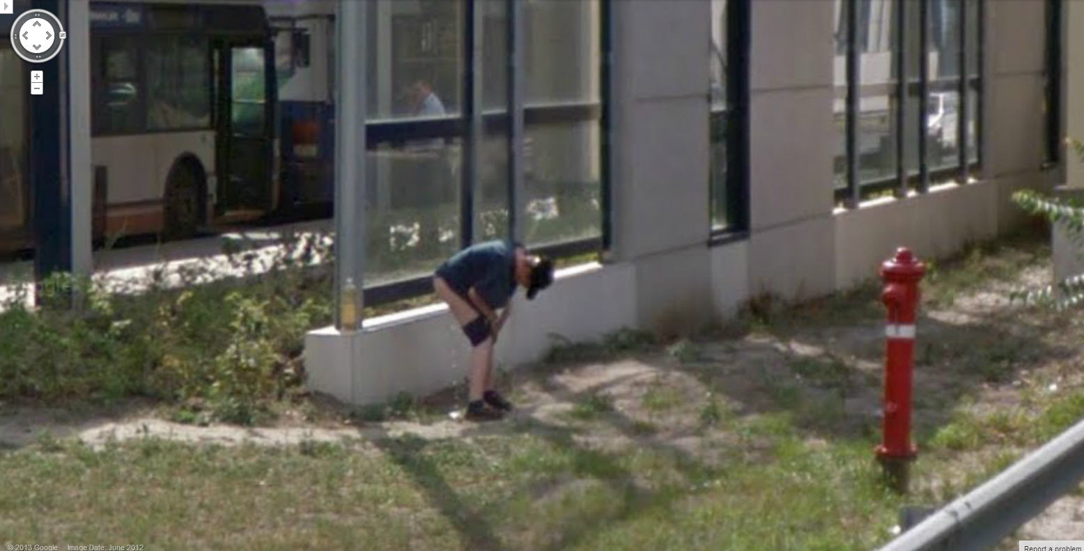 WTH - Is this a guy or a girl? | Google Street View World ...