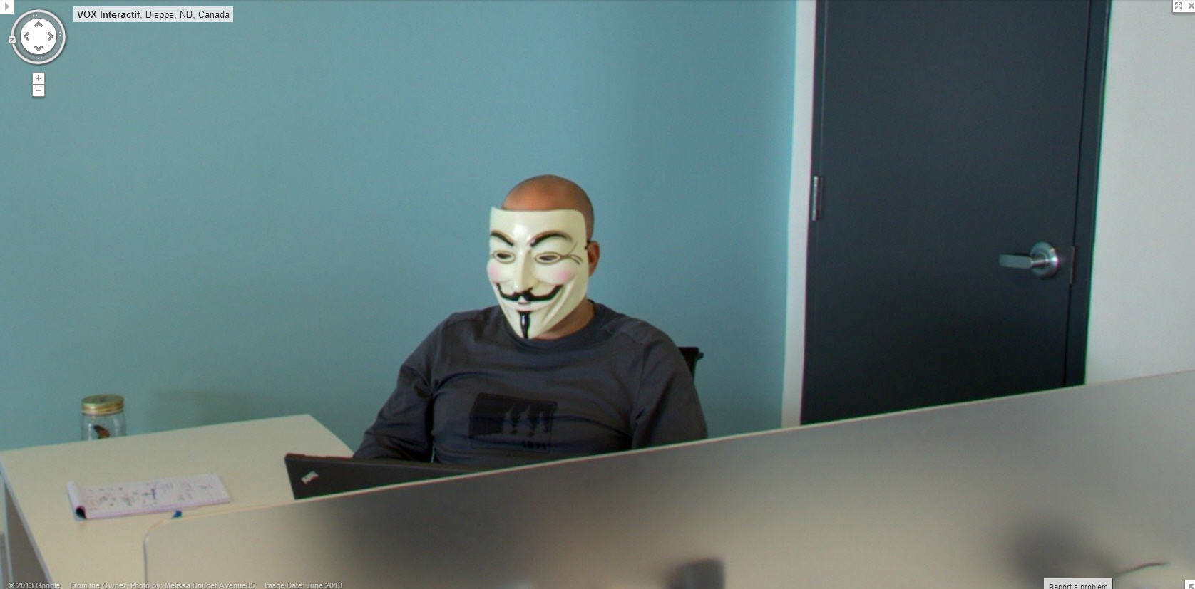 Hacker behind Anonymous Group Discovered in Canada!