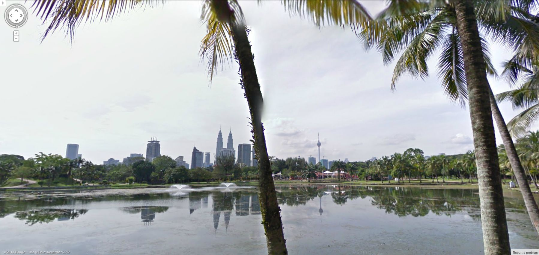 Google Street View Malaysia Now Online.