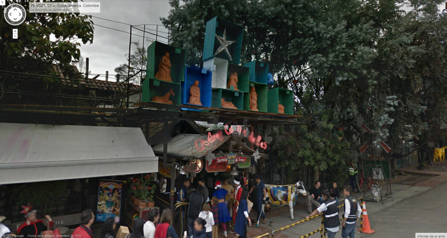 Christmas in Colombia?