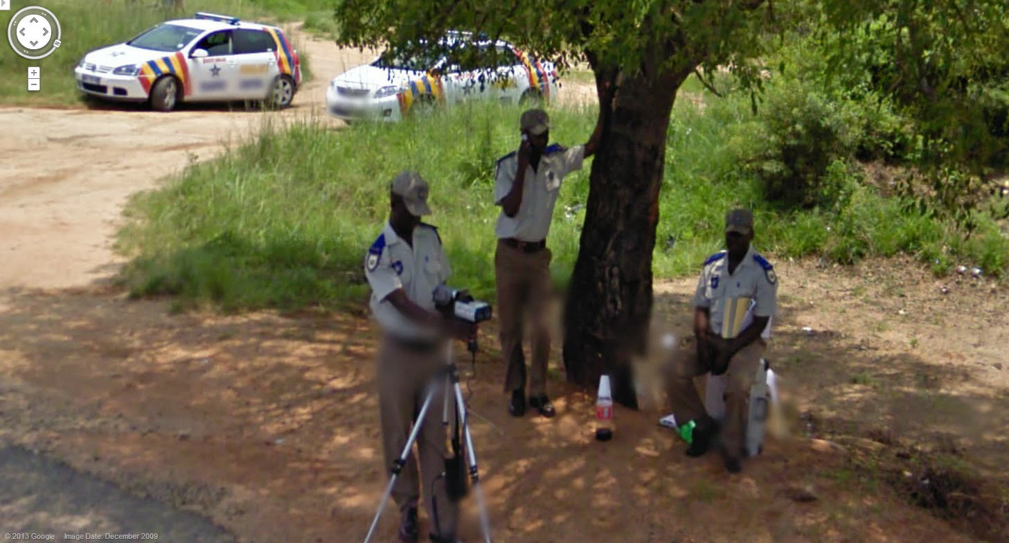 Slow Down Google Street View World Funny Street View