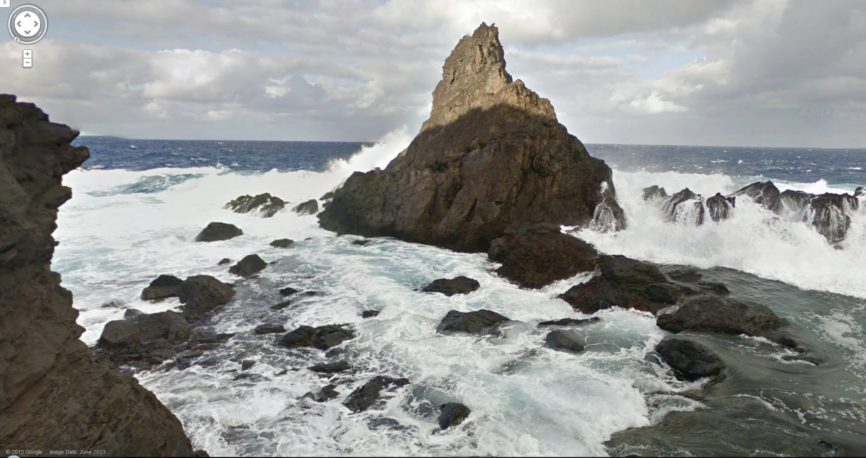Pitcairn Islands now on Google Street View!