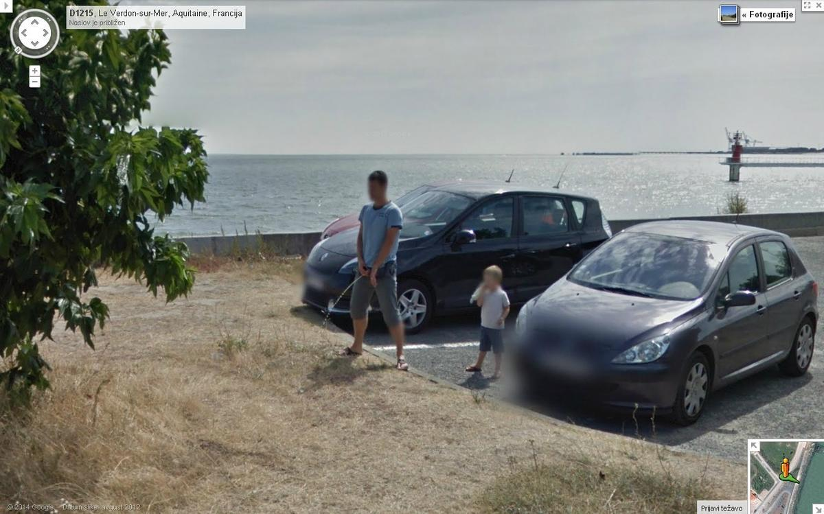 How They Do It In French Google Street View World