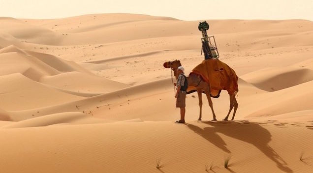 google-camel-view