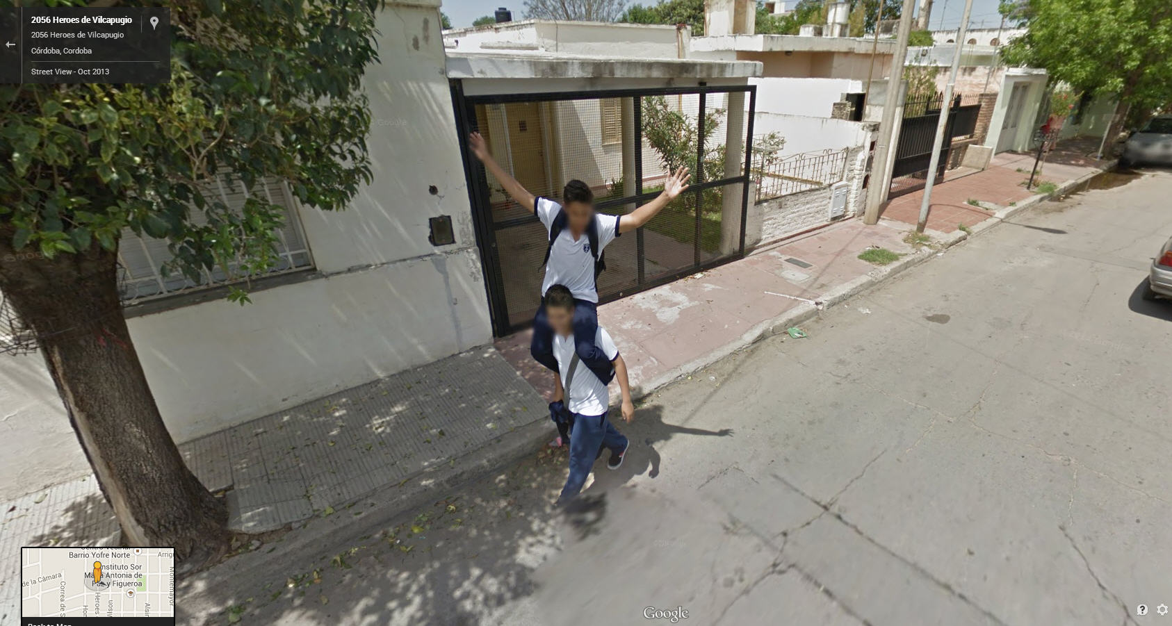 how to use street view on google maps