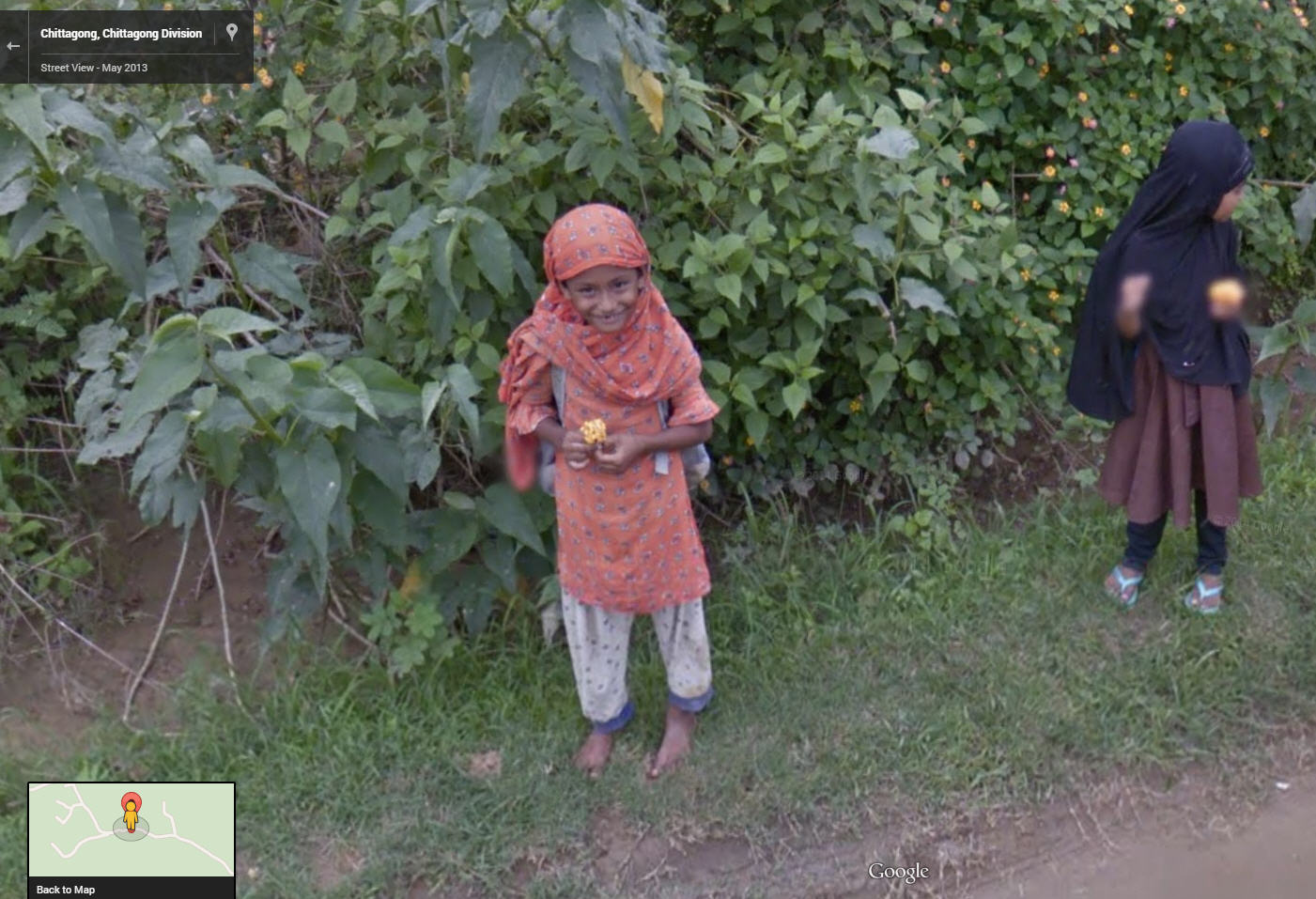This Google Street View made my day