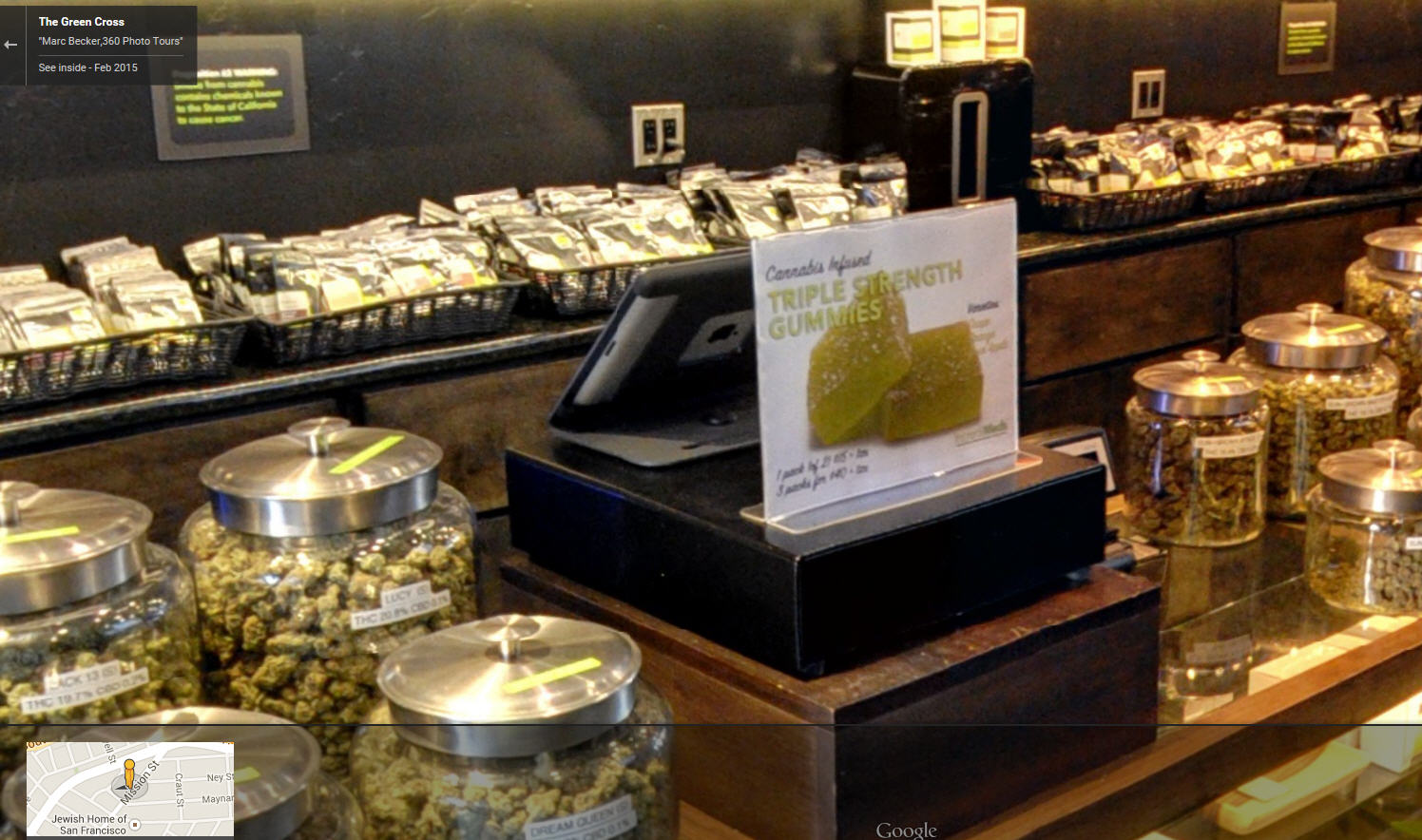 Special Gummies Available in the San Fran Pot Shop