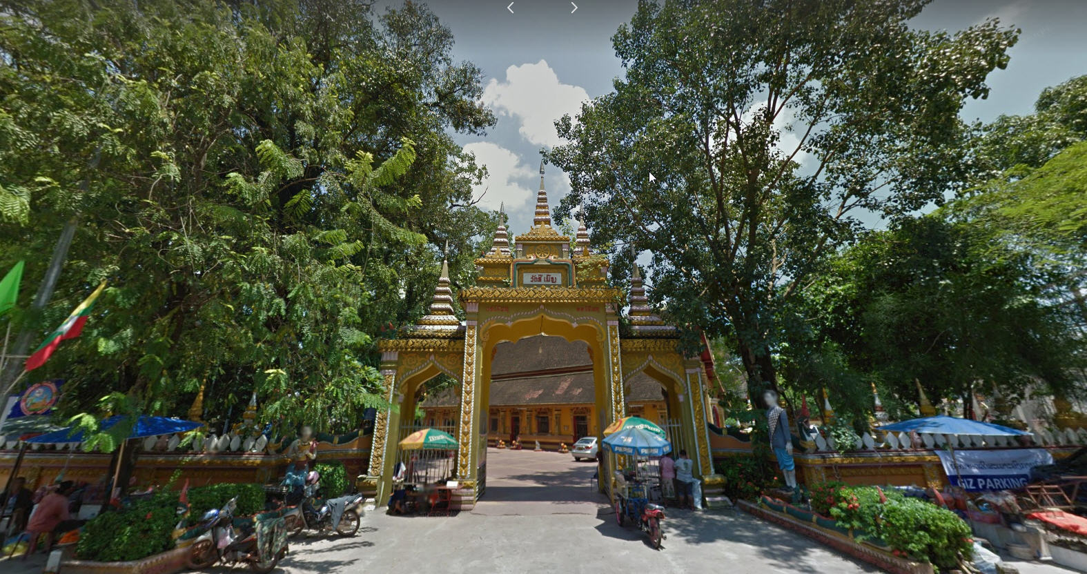 Google Street View Laos Now Live