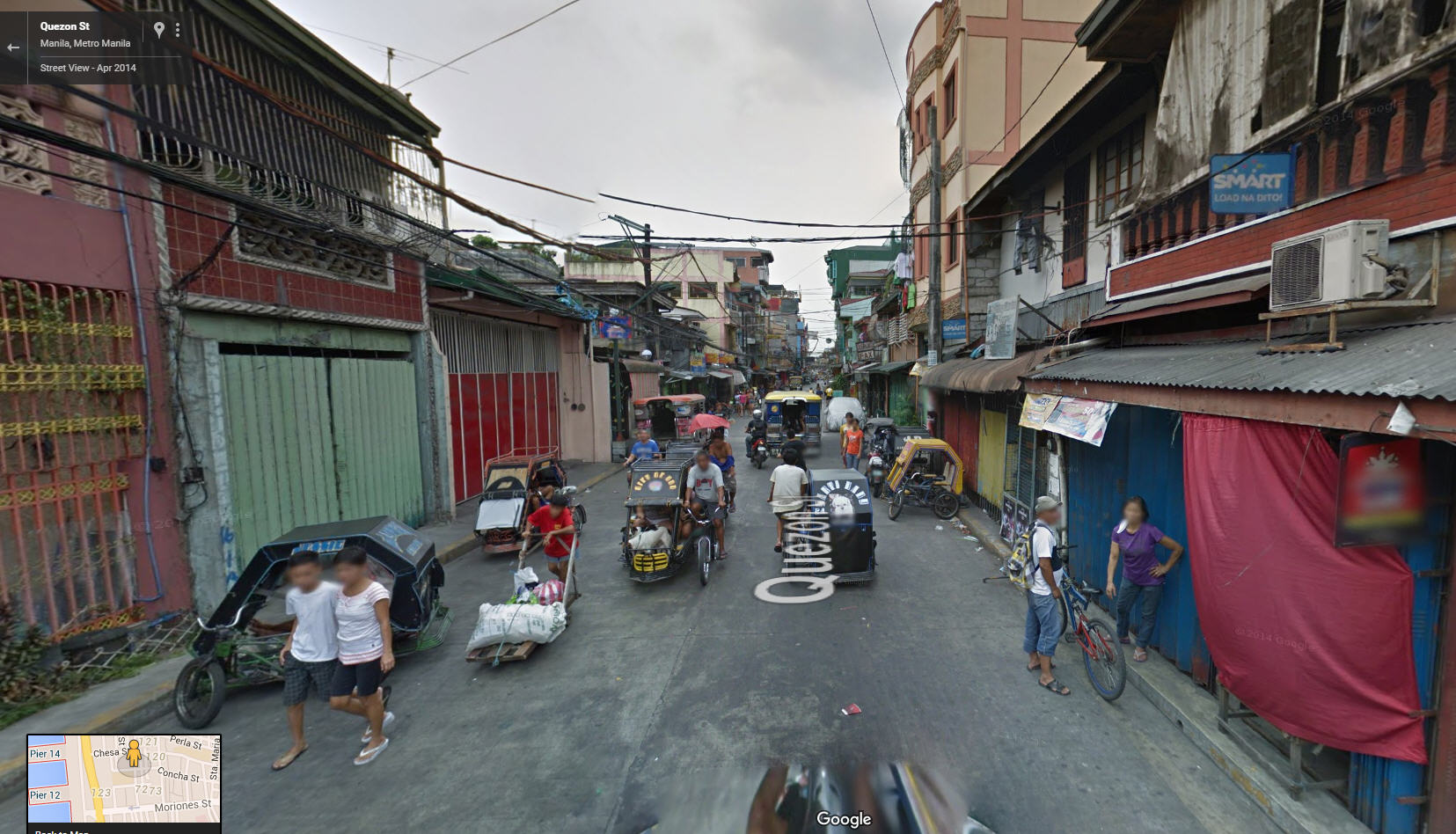 Google Street View Philippines Now Live – View Street Map Google Earth