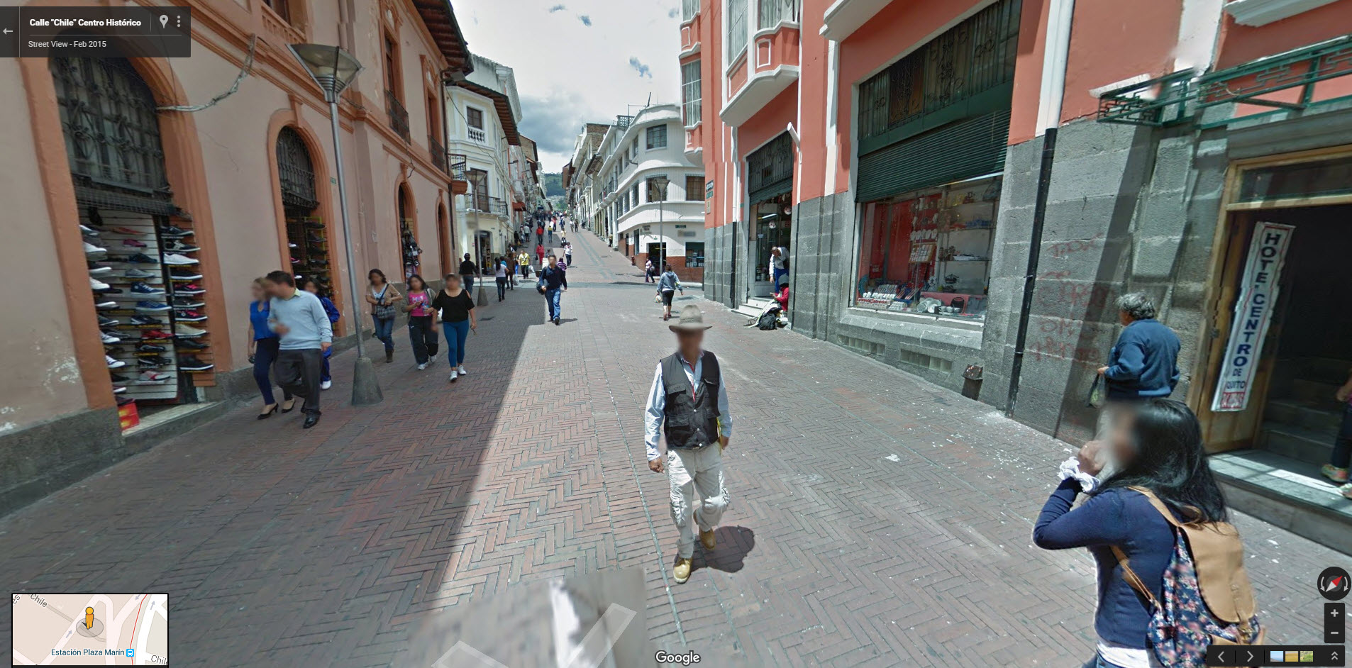 Google Street View Ecuador Is Now Live Google Street View