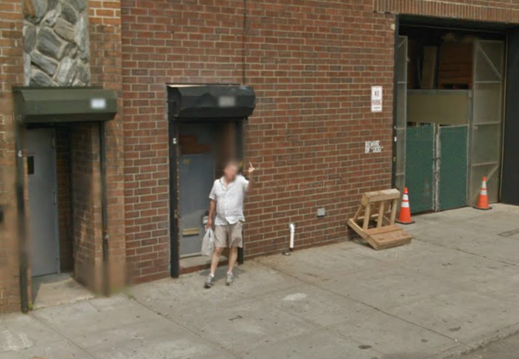Not a happy Google Street View customer
