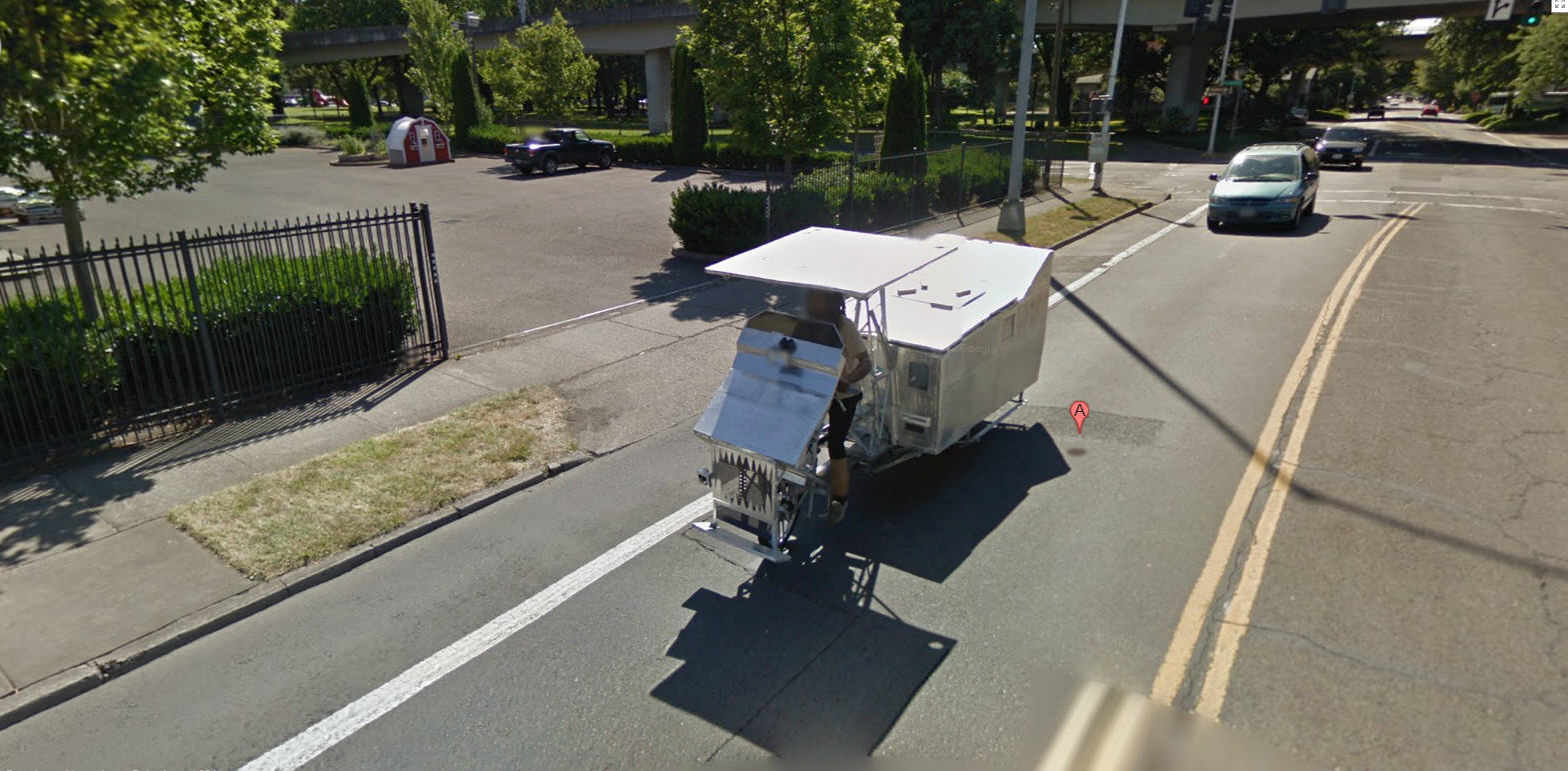 what on earth is this google street view world. Black Bedroom Furniture Sets. Home Design Ideas