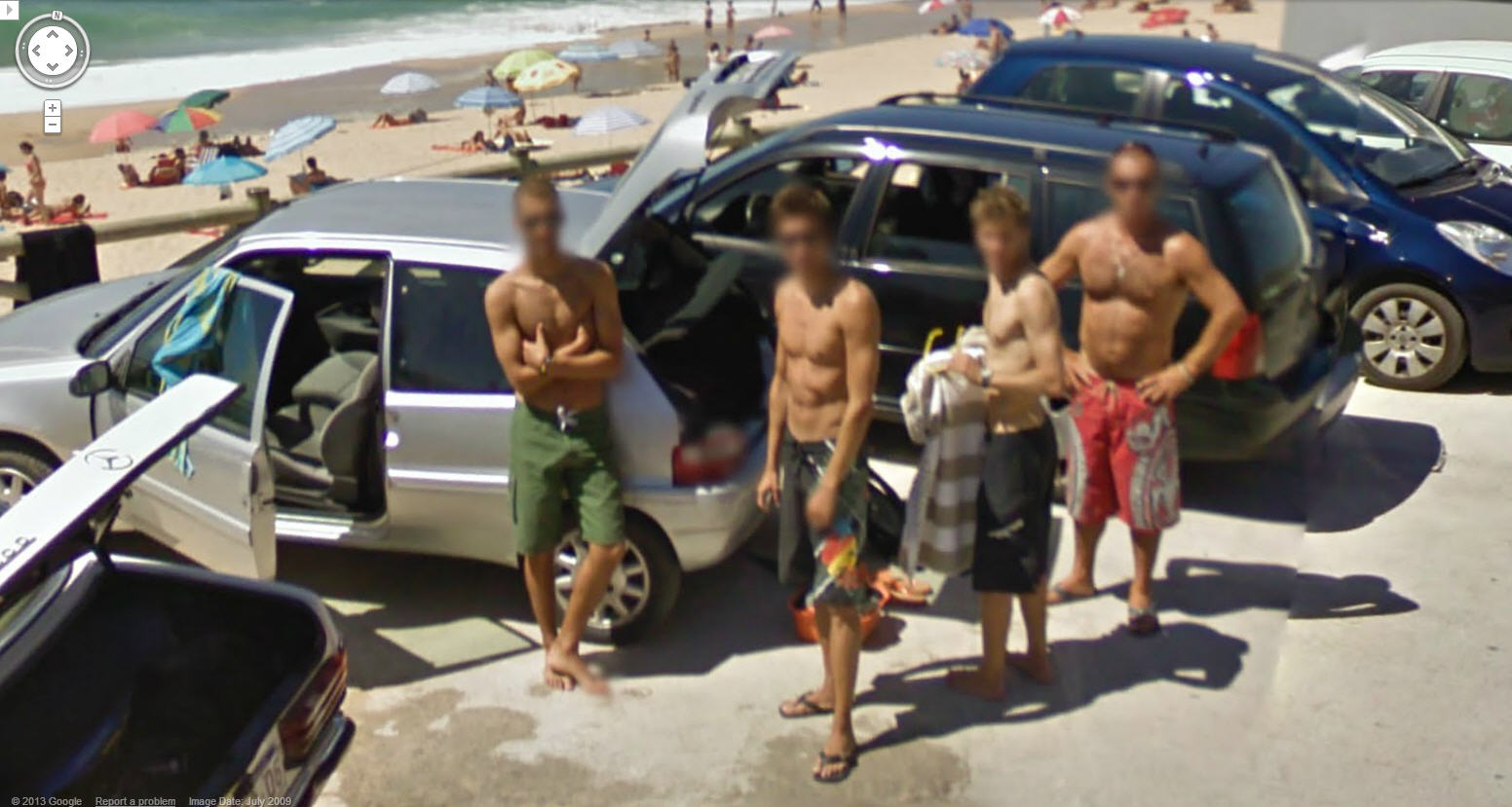 Google Street View Portugal Now Live!