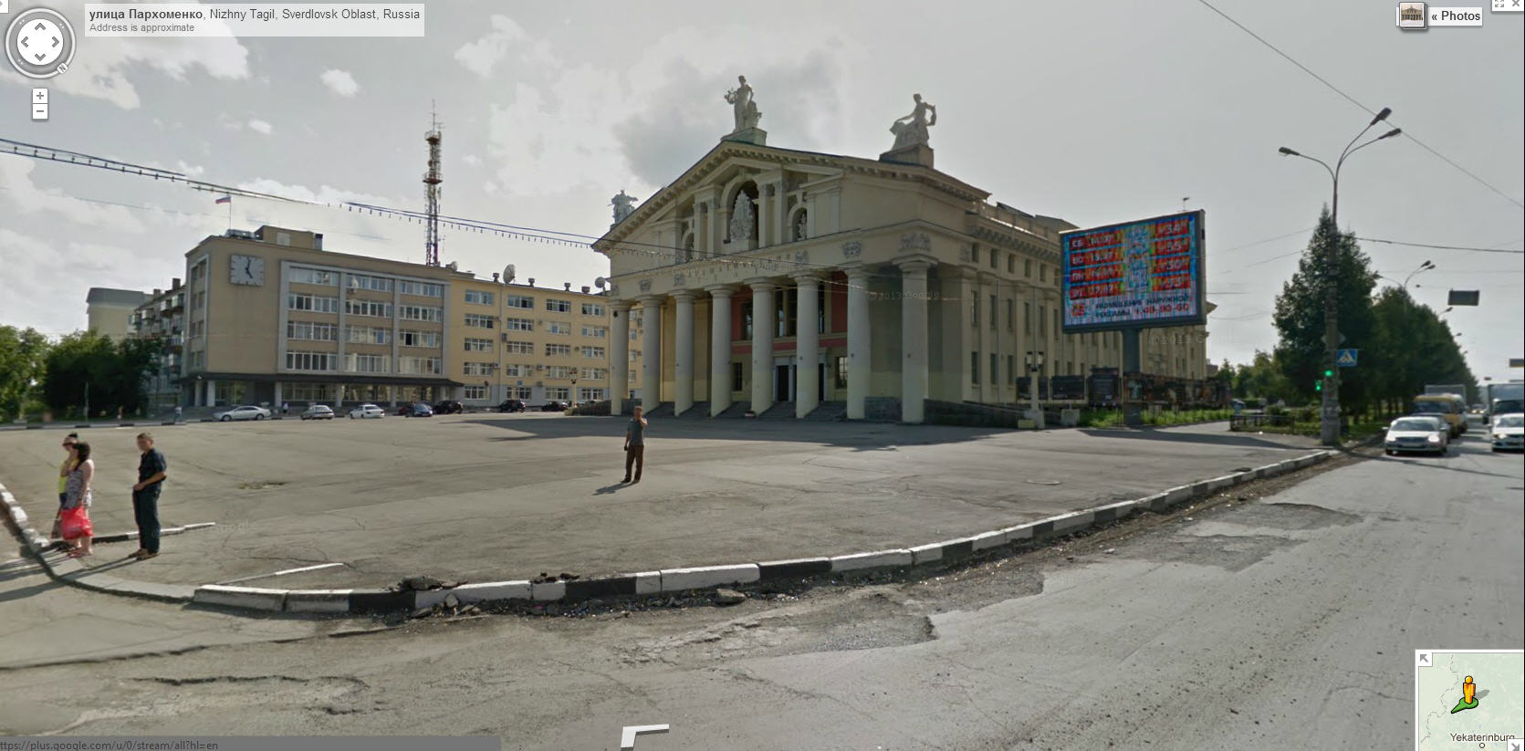 Google Street View Expands Coverage in Russia!