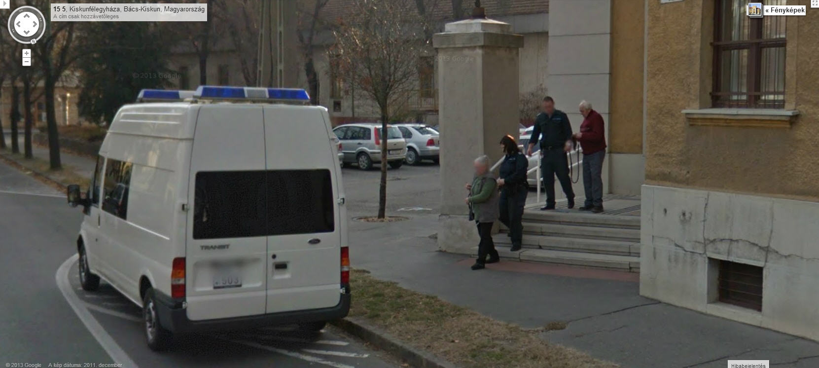 Why is this old Hungarian Couple getting arrested?