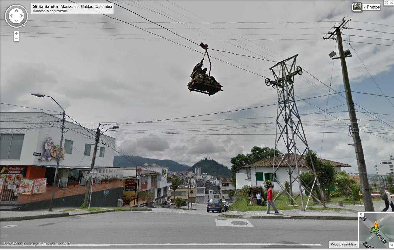 Chairlift in the City?