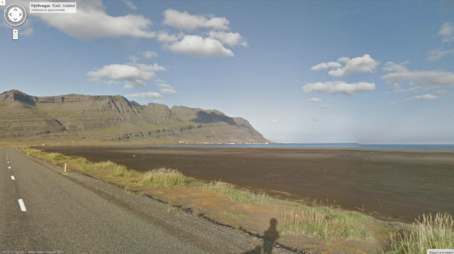 Google Street View Iceland Now Live!