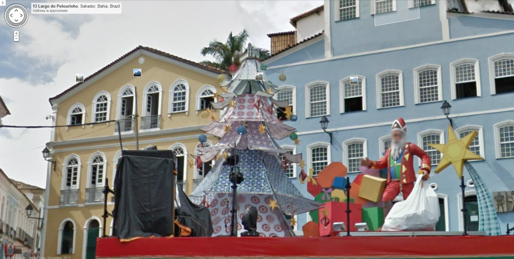 Merry Christmas from a Small Brazilian Village