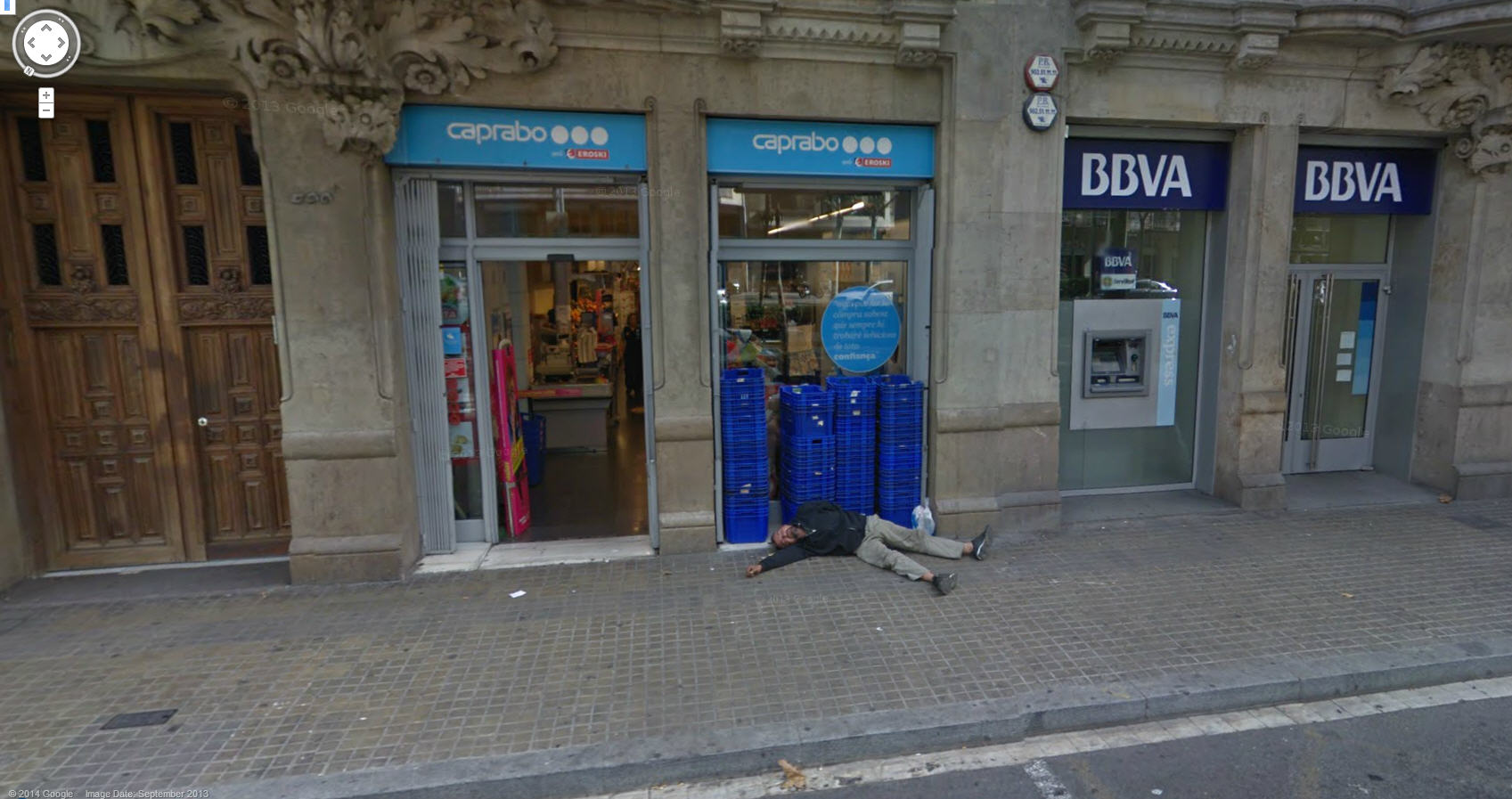 Down and Out in Barcelona
