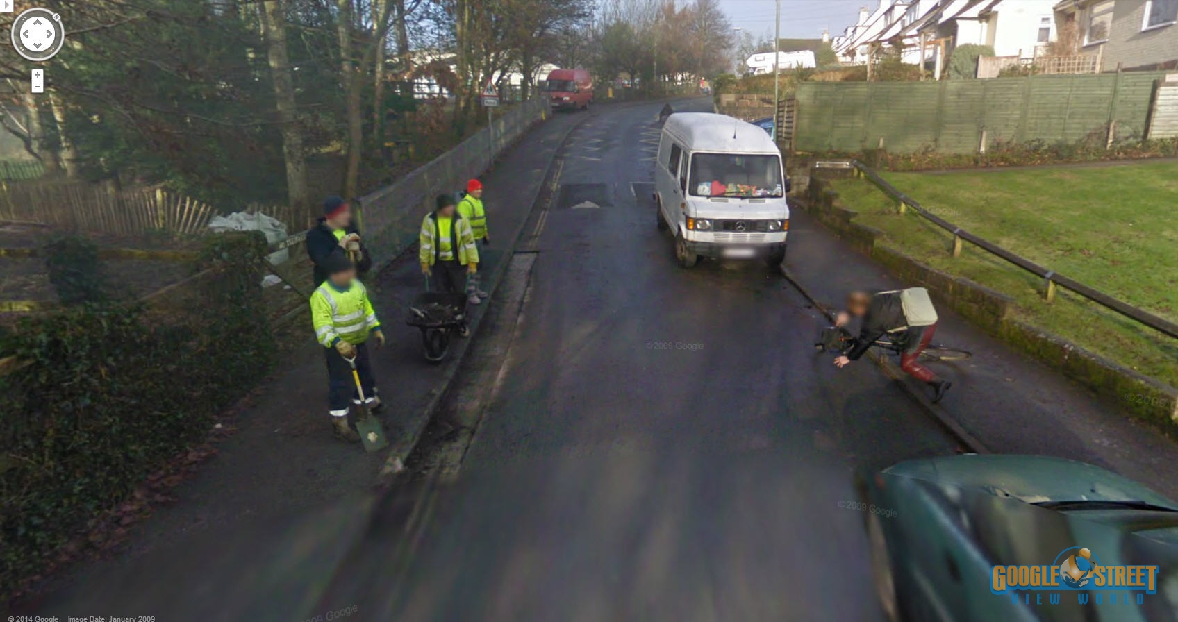Priceless – Falling off Your Bike in Front of People and Google Street View!