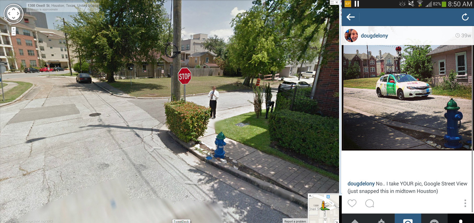 how to download google street view images