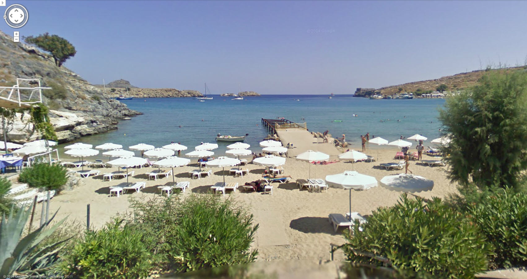Greece is now on Google Street View