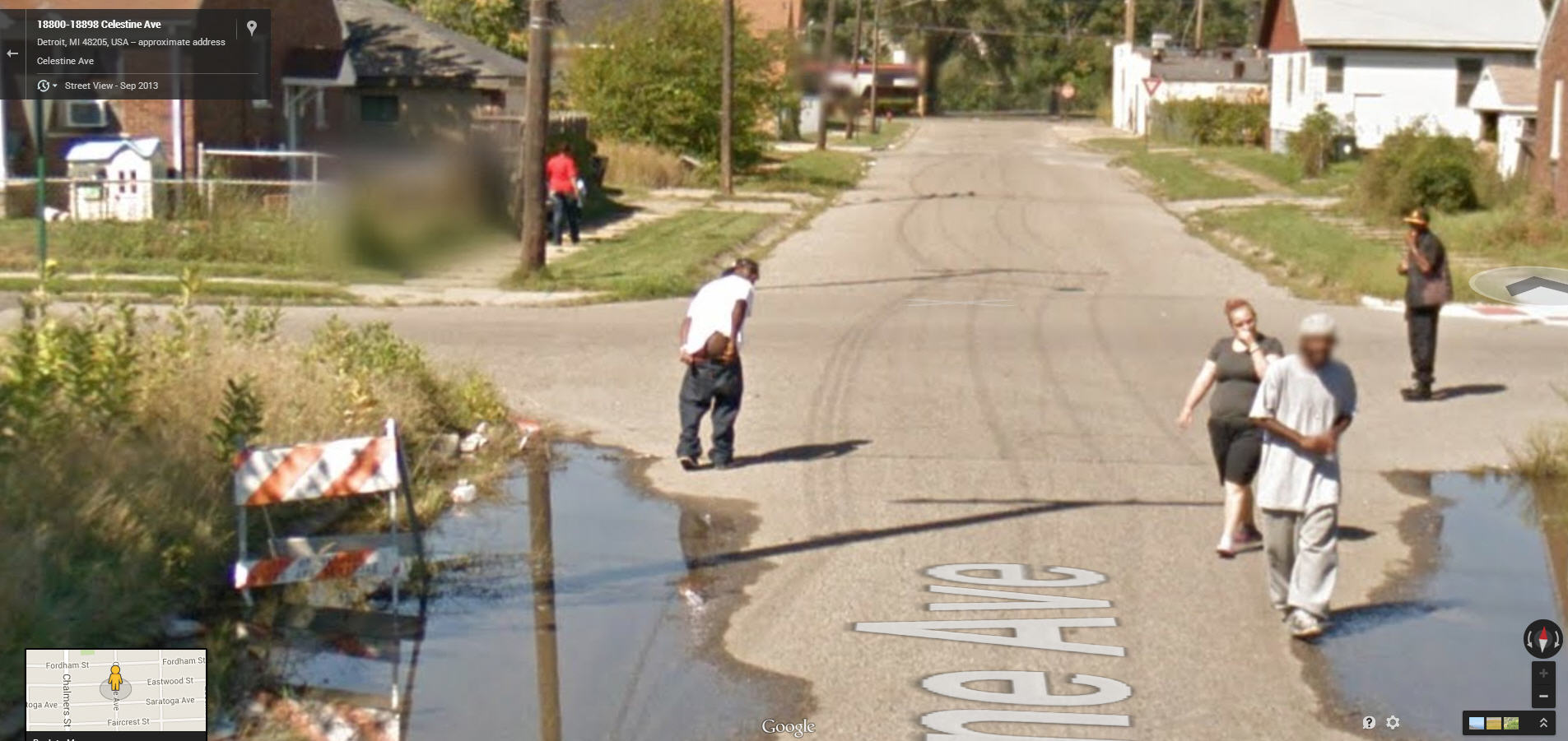 Why not Moon Google Street View