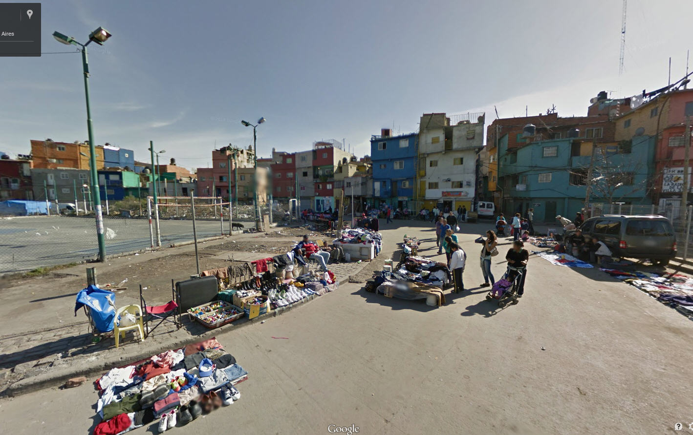 Google Street View Argentina is Now Live!