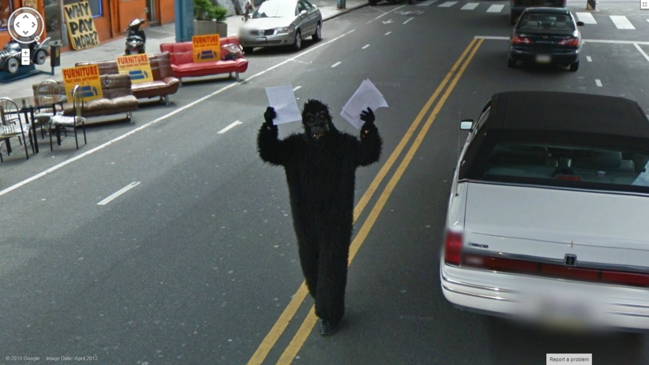 Gorilla Traffic Control