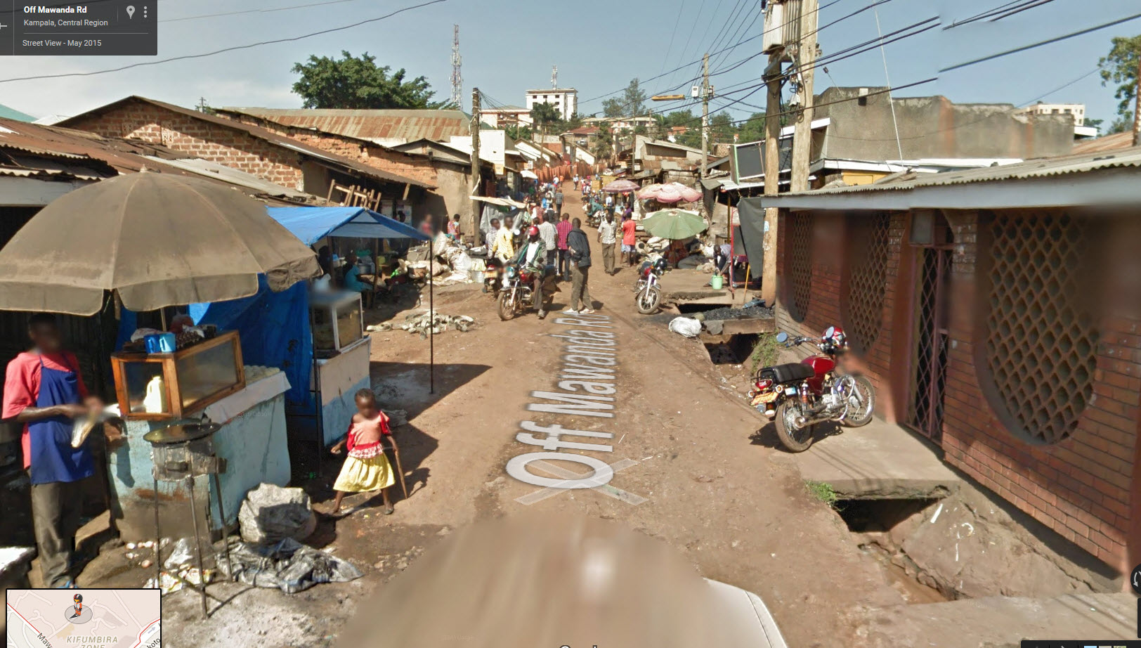 Google Street View Uganda Now Live!
